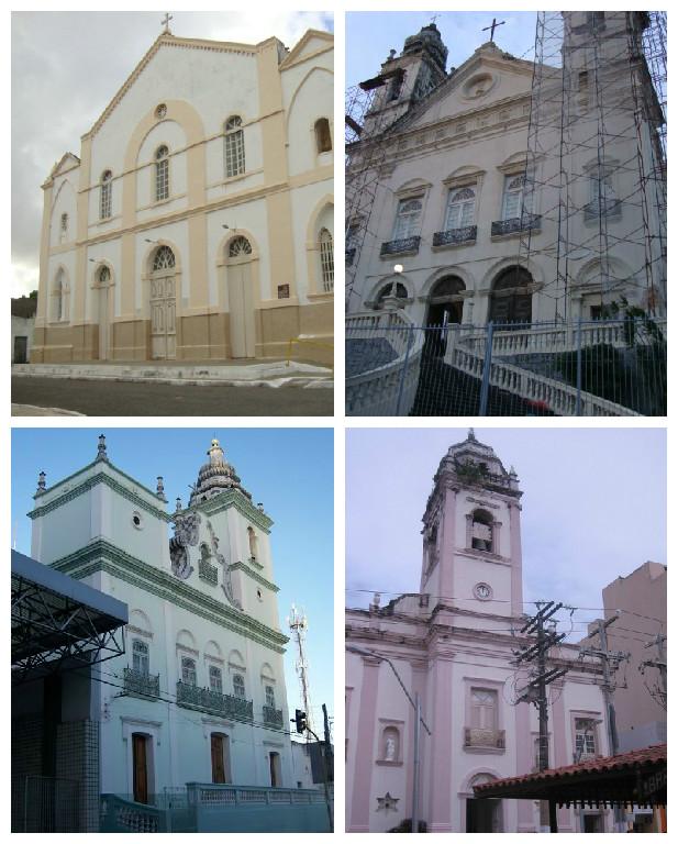 xb igrejas