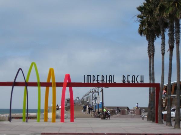 1263 6 dia San Diego Imperial Beach