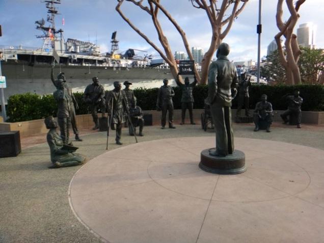 1694 7 dia San Diego National Salute to Bop Hope