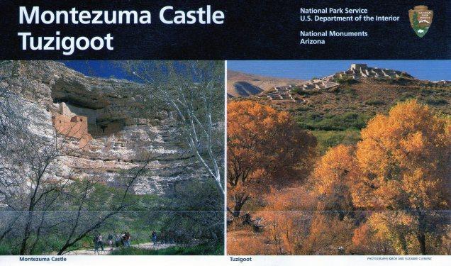 1814 7 dia Camp Verde - Montezuma Castle