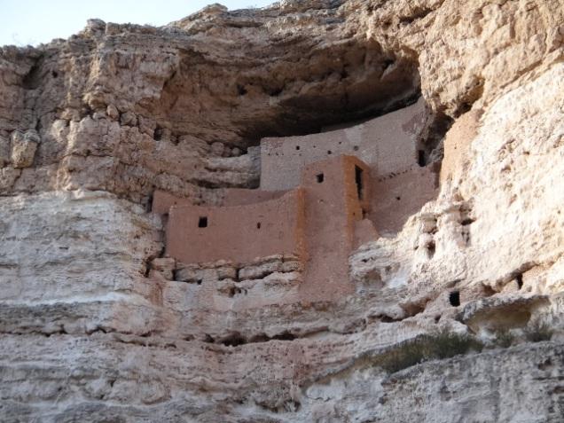 1823 7 dia Camp Verde - Montezuma Castle National Monument