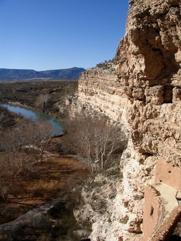 1838 7 dia Camp Verde - Montezuma Castle National Monument