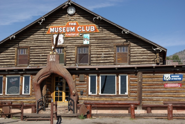 1894 8 dia Flagstaff Horsemen The Museum Club