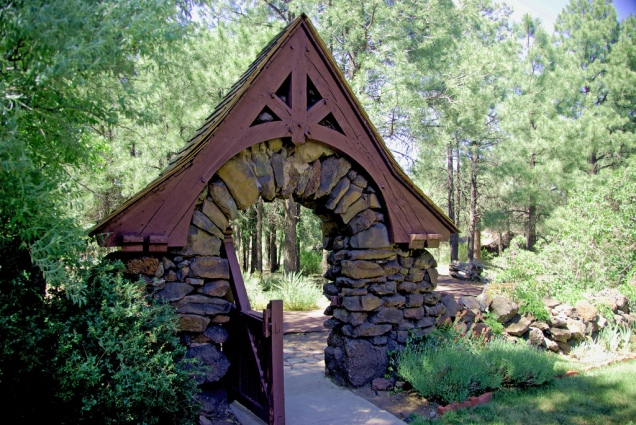 1899 8 dia Flagstaff Riordan Mansion Gate