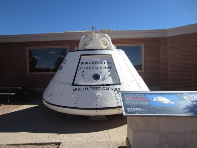 1905 8 dia Arizona Meteor Creter