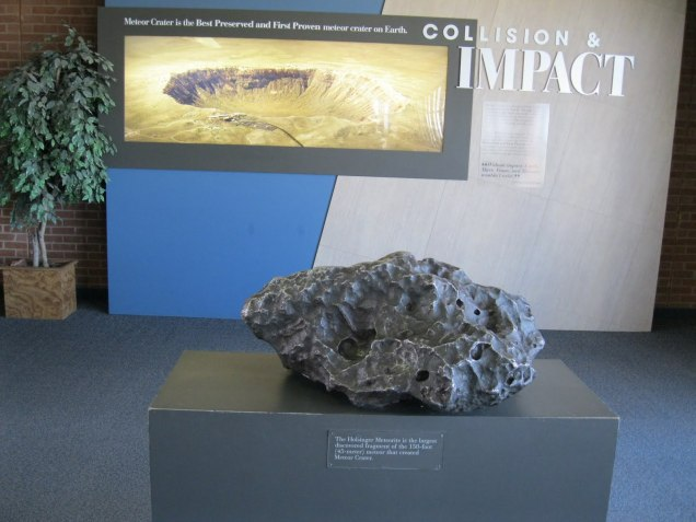 1908 8 dia Arizona Meteor Creter