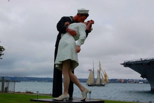 721 5 dia San Diego USS Midway