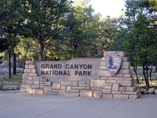 1994 8 dia Arizona Grand Canyon