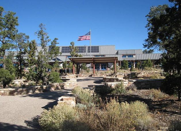 2008 8 dia Arizona Grand Canyon Visitor Center