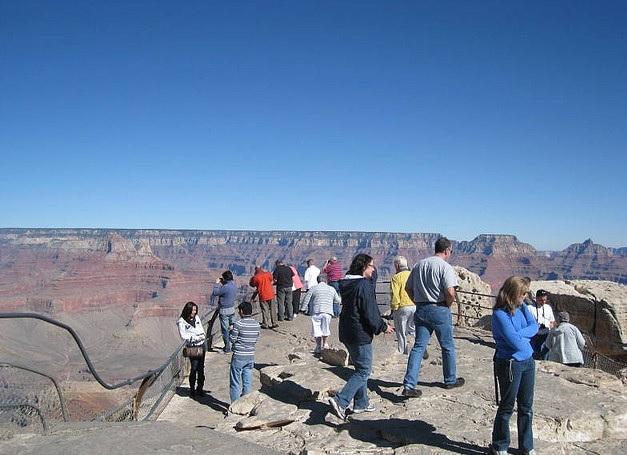 2015 8 dia Arizona Grand Canyon Mother Point