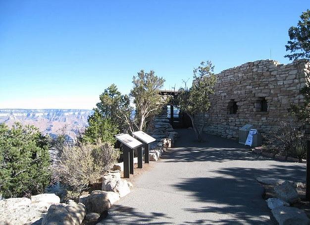 2022 8 dia Arizona Grand Canyon Yavapai Point