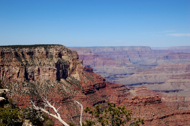 2034 8 dia Arizona Grand Canyon Yavapai Point