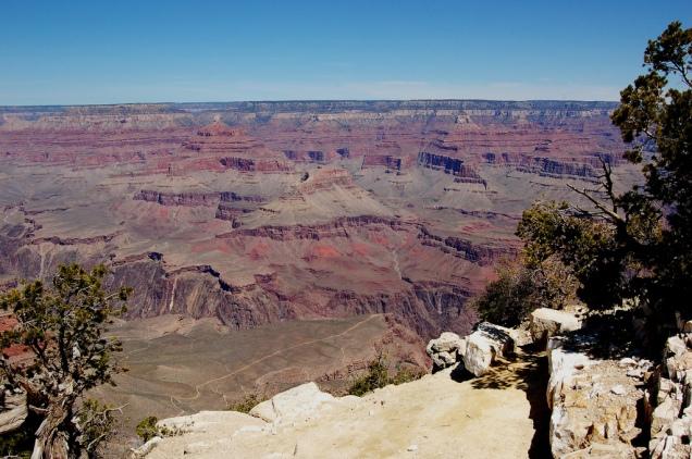2035 8 dia Arizona Grand Canyon Yavapai Point