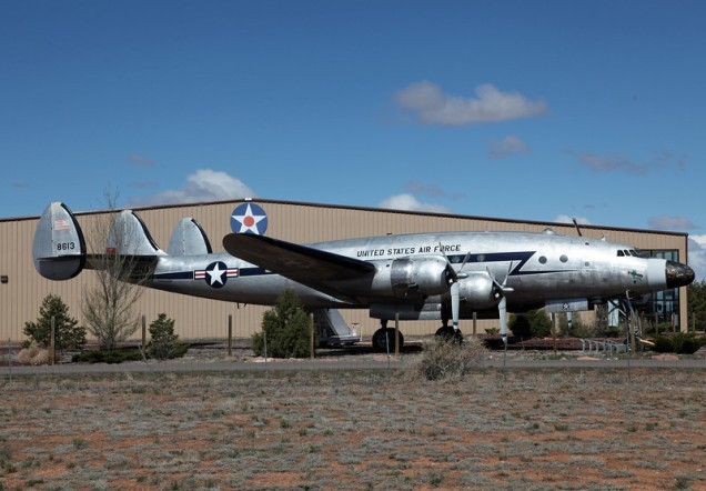 2054 8 dia Arizona Plane of Frame Air Museum