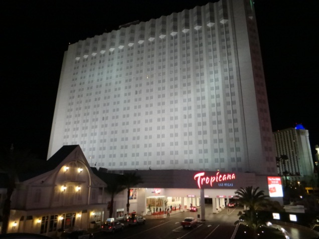 2300 8 dia Nevada Las Vegas Strip - Tropicana