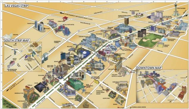 2377a 9 dia Nevada Las Vegas Strip