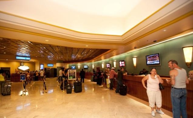 2382 9 dia Nevada Las Vegas Strip - Stratosphere Hotel Casino (lob)