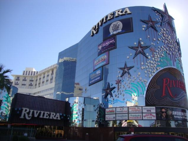 2402 9 dia Nevada Las Vegas Strip - Riviera Hotel Casino