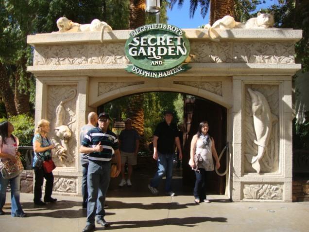 2448 9 dia Nevada Las Vegas Strip - The Mirage Hotel Casino