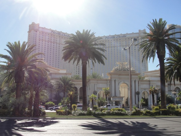 2549a 9 dia Nevada Las Vegas Strip - Monte Carlo Hotel Casino
