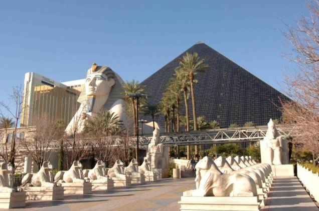 2580 9 dia Nevada Las Vegas Strip - Luxor Hotel Casino