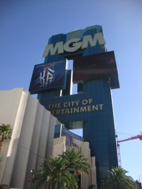2596 9 dia Nevada Las Vegas Strip - MGM Hotel Casino