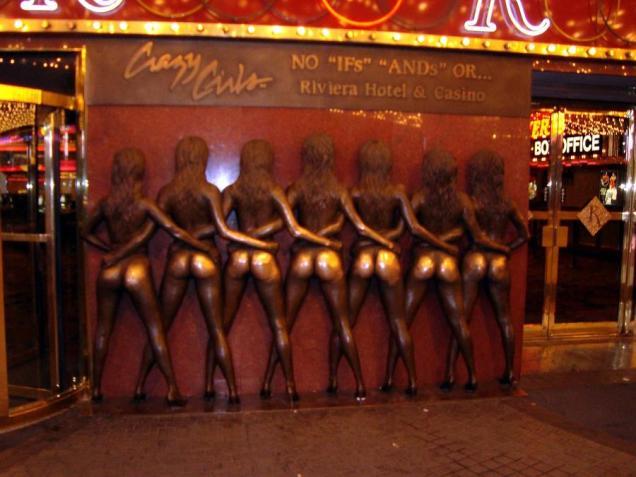 2836 9 dia Nevada Las Vegas Strip - Riviera Hotel Casino