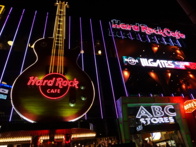 2861 9 dia Nevada Las Vegas Strip - Hard Rock Café