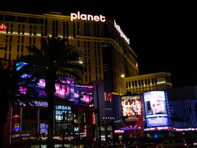 2866 9 dia Nevada Las Vegas Strip - Planet Hollywood Hotel Casino