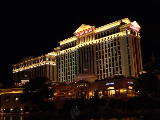 2911 9 dia Nevada Las Vegas Strip - Caesars Palace Hotel Casino