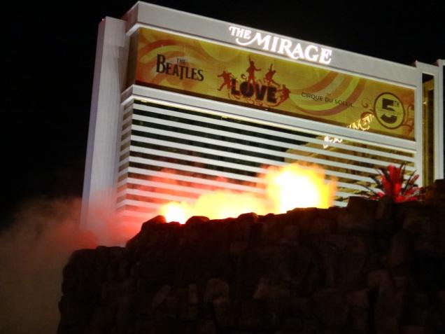 2922 9 dia Nevada Las Vegas Strip - The Mirage Hotel Casino