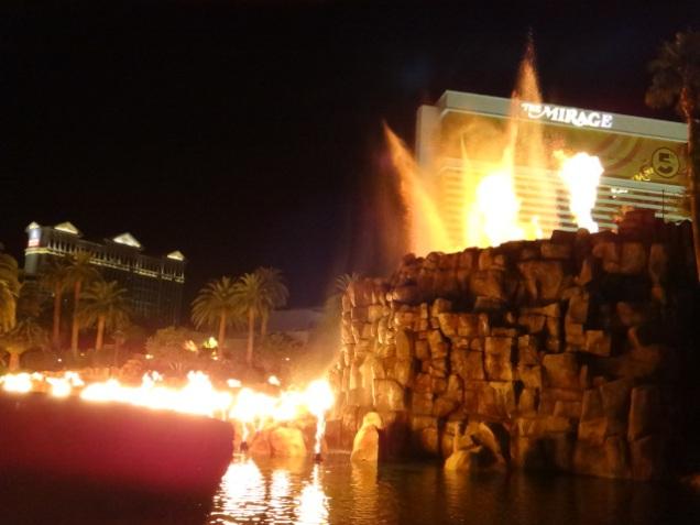 2940 9 dia Nevada Las Vegas Strip - The Mirage Hotel Casino