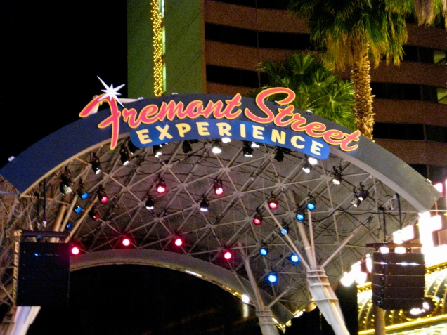 2946 9 dia Nevada Las Vegas- Fremont Street Experience