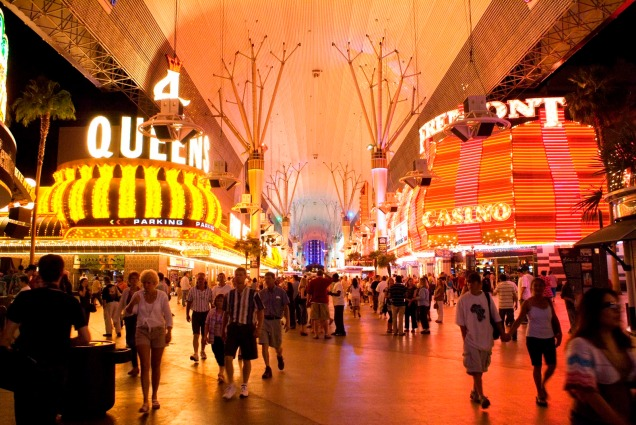 2947 9 dia Nevada Las Vegas- Fremont Street Experience