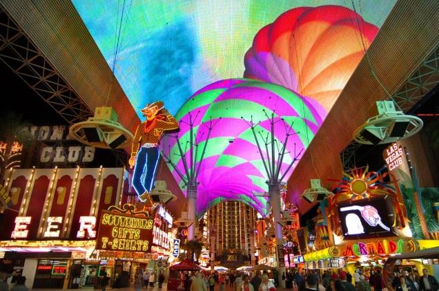 2950 9 dia Nevada Las Vegas- Fremont Street Experience