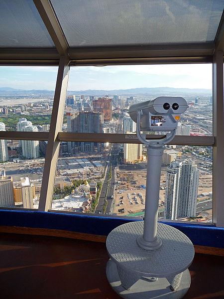 3036 10 dia Nevada Las Vegas - Stratosphere Hotel (torre)