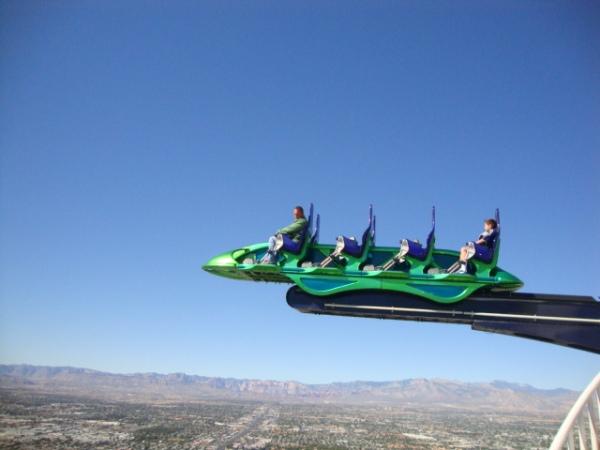3064 10 dia Nevada Las Vegas - Stratosphere Hotel (torre)