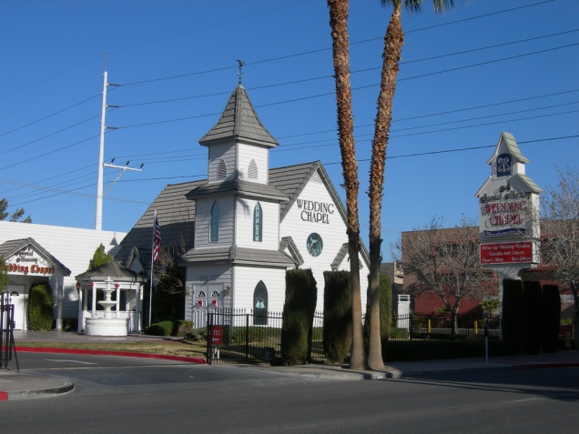 3074 10 dia Nevada Las Vegas - Special Wedding Chapel