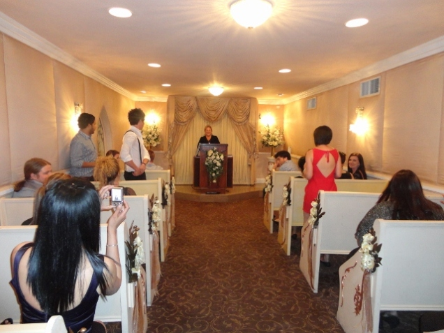 3074a 10 dia Nevada Las Vegas - Special Wedding Chapel