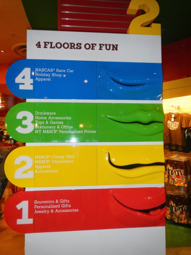 2610a 9 dia Nevada Las Vegas Strip - M&M Store