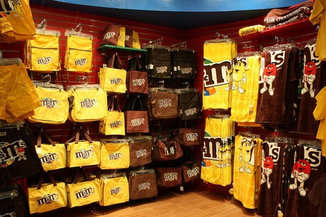 2624 9 dia Nevada Las Vegas Strip - M&M Store