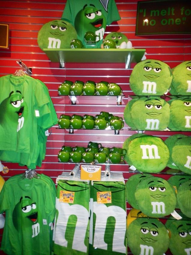 2624c 9 dia Nevada Las Vegas Strip - M&M Store