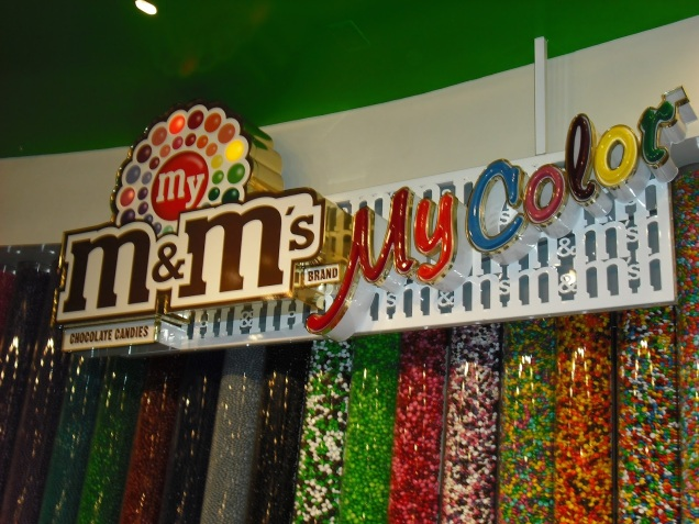 2628a 9 dia Nevada Las Vegas Strip - M&M Store