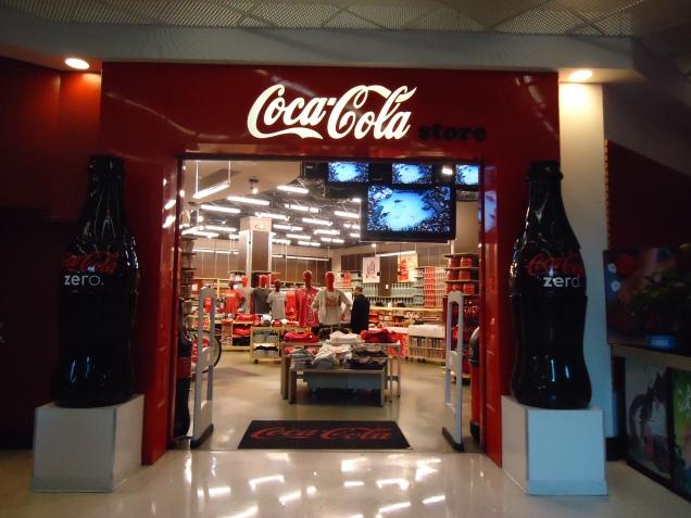 2636b 9 dia Nevada Las Vegas Strip - Coca Cola Store