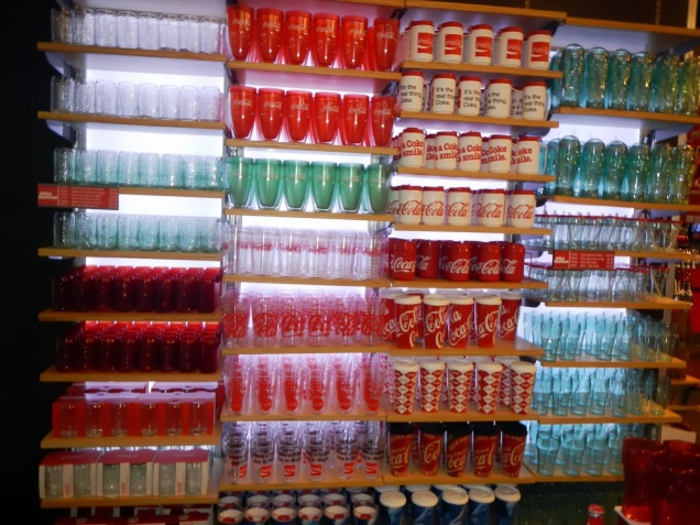 2644b 9 dia Nevada Las Vegas Strip - Coca Cola Store