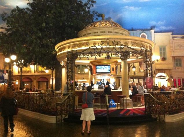 2687b 9 dia Nevada Las Vegas Strip - Paris Hotel Casino