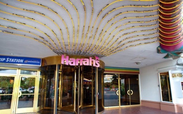 2724 9 dia Nevada Las Vegas Strip - Harrahs Hotel Casino