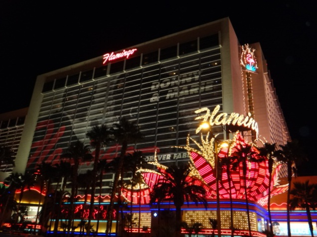 2852 9 dia Nevada Las Vegas Strip - Flamingo Hotel Casino