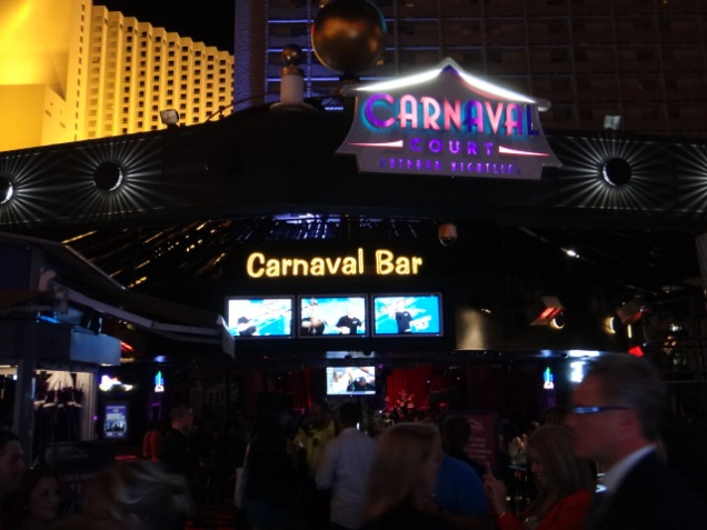 2864 9 dia Nevada Las Vegas Strip - Carnaval Court