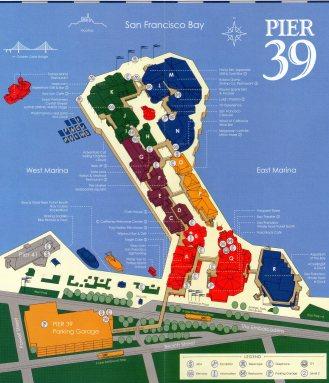 3133 11 dia San Francisco - Pier 39 (mapa)